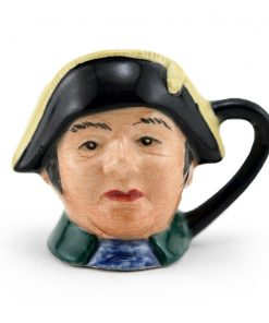 Mr. Bumble D6686 - Tiny - Royal Doulton Character Jug