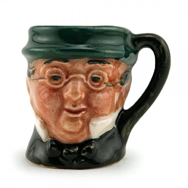 Mr. Pickwick D6260 - Tiny - Royal Doulton Character Jug