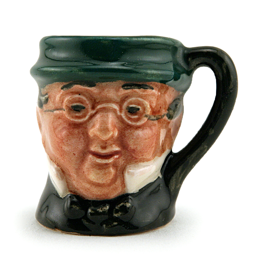Mr. Pickwick D6260 - Tiny - Royal Doulton Character Jug