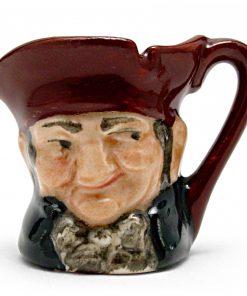 Old Charley D6144 - Tiny - Royal Doulton Character Jug