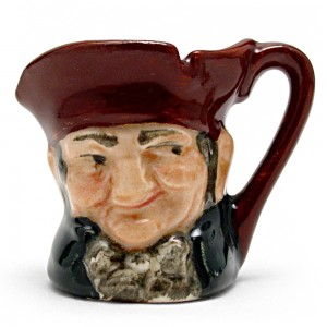 Old Charley D6144 - Tiny - Royal Doulton Character Jug