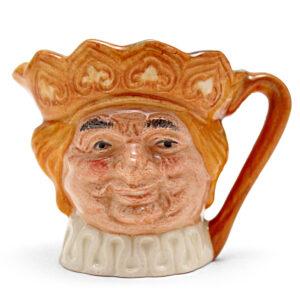 Old King Cole D6871 - Tiny - Royal Doulton Character Jug
