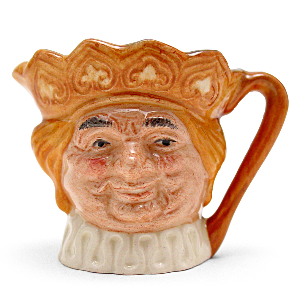 Old King Cole D6871 - Tiny - Royal Doulton Character Jug
