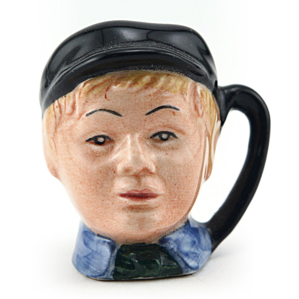 Oliver Twist D6677 - Tiny - Royal Doulton Character Jug