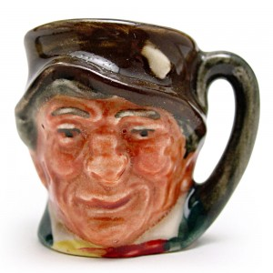 Paddy D6145 - Tiny - Royal Doulton Character Jug