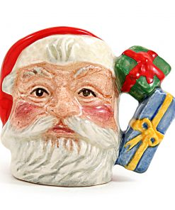 Santa Claus D7020 (Christmas Parcels) - Tiny - Royal Doulton Character Jug