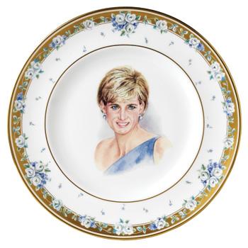 Diana Princess of Wales - Royal Doulton Commemoratives