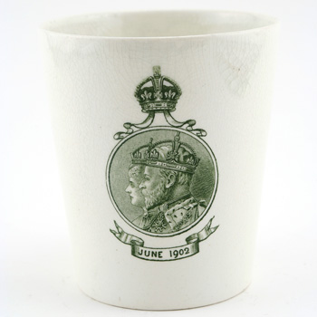 Edward VII & Alexandra - Royal Doulton Commemoratives
