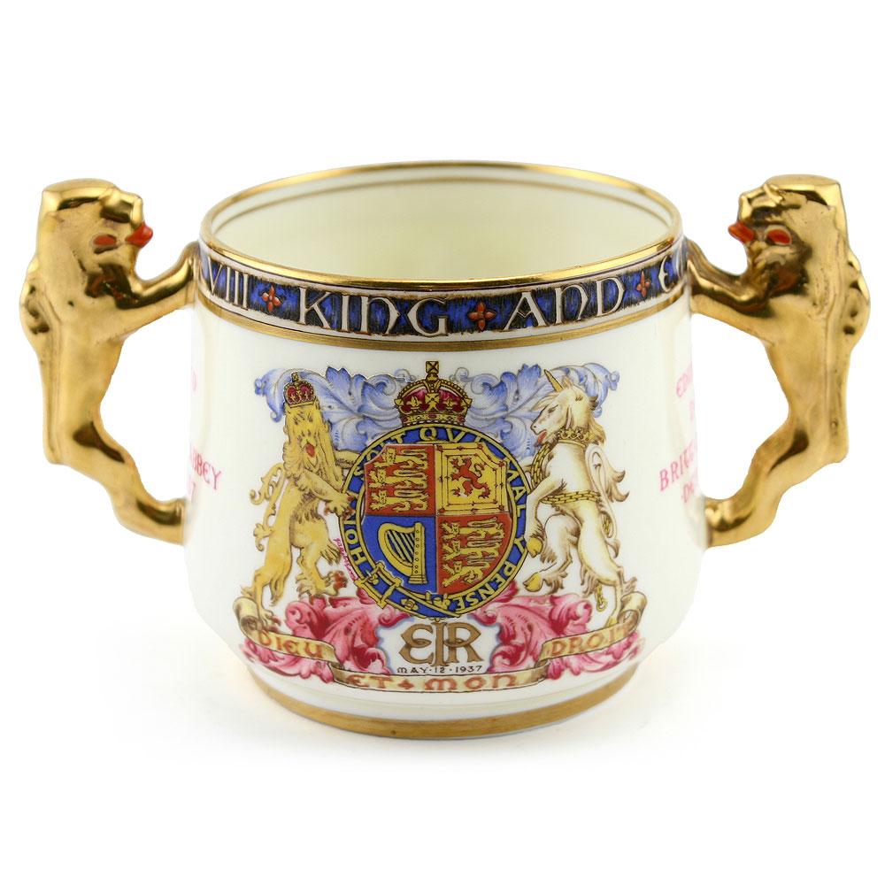 Paragon Loving Cup, Small - Royal Doulton Commemoratives