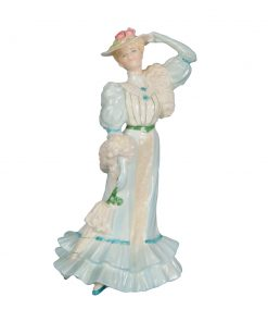 Beatrice at the Garden Party - Coalport Figure