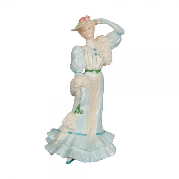 Beatrice at the Garden Party - Coalport Figure