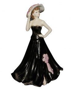 Carol  - Coalport Figurine