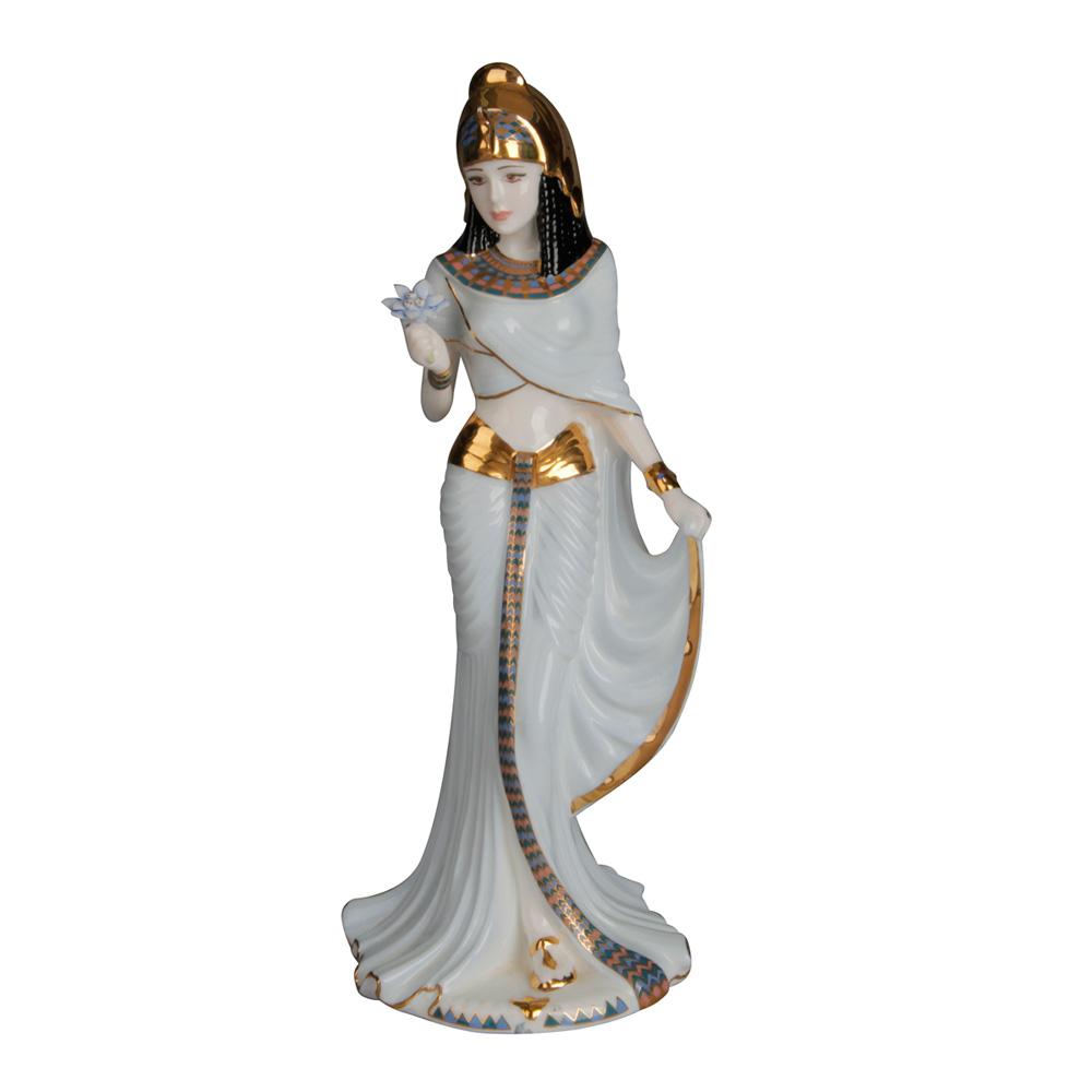 Cleopatra - Coalport Figurine