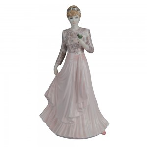 "Diana ""Our English Rose""  - Coalport Figurine"