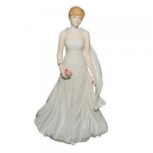 "Diana ""The People's Princess"" - Coalport Figurine"