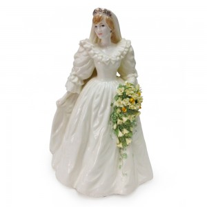 Diana Princess of Wales CW438 - Coalport Figure