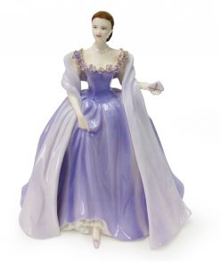 Ella The Ambassadors Ball - Coalport Figure