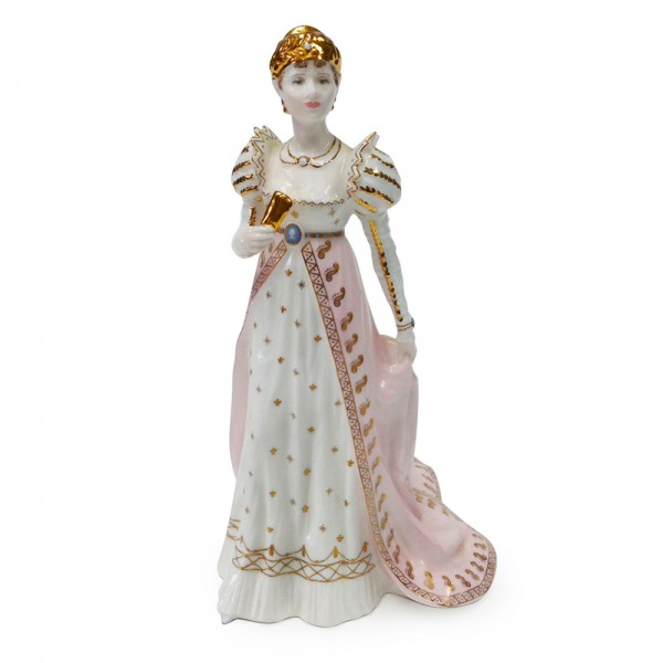 Empress Josephine - Coalport Figure