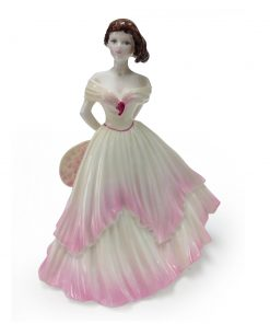 Happy Birthday - Coalport Figure