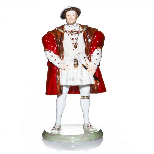 Henry VIII - Coalport Figure