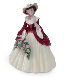 Holly Bright CW514 - Coalport Figure