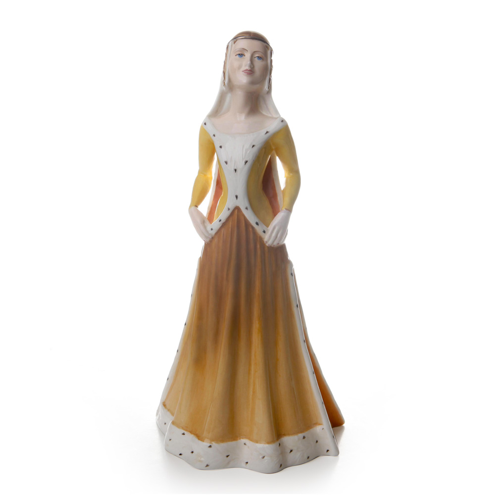 House of Plantagenet 1154-1399 - Coalport Figure