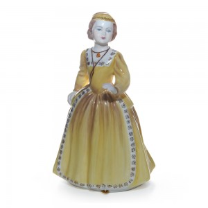 House of Tudor 1558-1603 - Coalport Figure