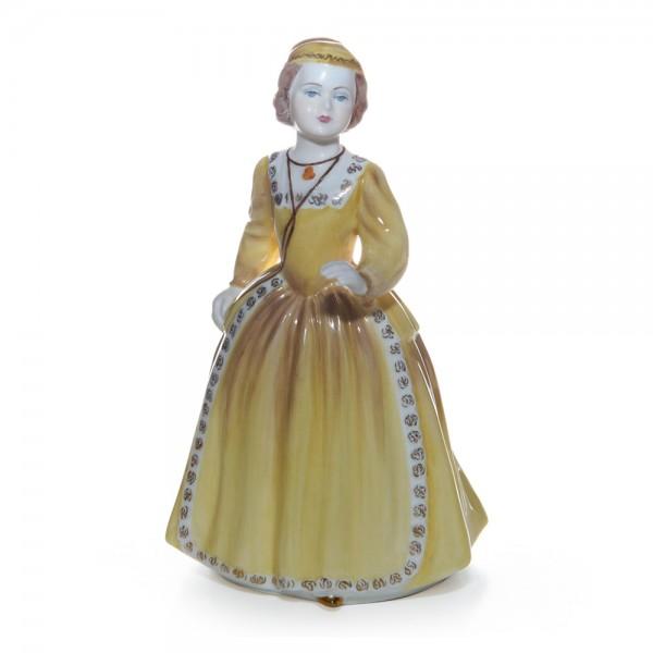House of Tudor 1558-1603 - Coalport Figure