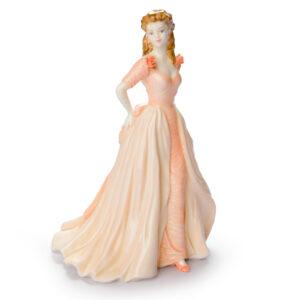 Jacqueline Ladies of Fashion - Coalport Figurine