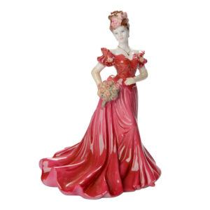 Jenny - Coalport Figurine