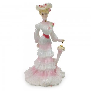 Lady Alice - Coalport Figure