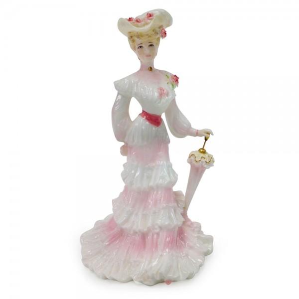 Lady Alice - Coalport Figure