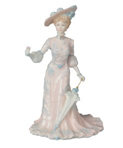 Lady Frances - Coalport Figure