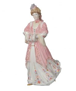 Lady Harriet - Coalport Figure