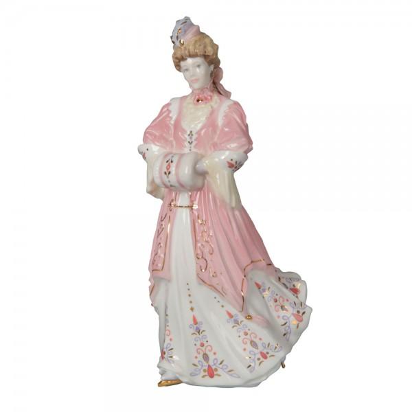 Lady Harriet - Coalport Figure