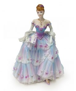 Magic of Old Vienna - Coalport Figure