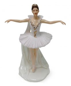 Dame Margot Fonteyn as Cinderella CW795 - Coalport Figure