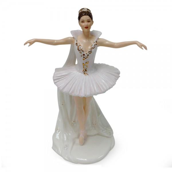 Dame Margot Fonteyn as Cinderella CW795 - Coalport Figure