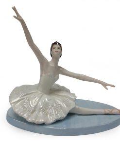 Odette The White Swan - Coalport Figure