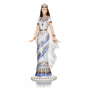 Queen of Sheba - Coalport Figure