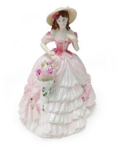 Rose Blossom CW375 - Coalport Figure