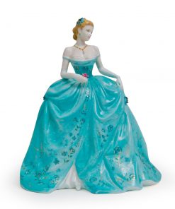 Royal Premiere CW532 - Coalport Figure