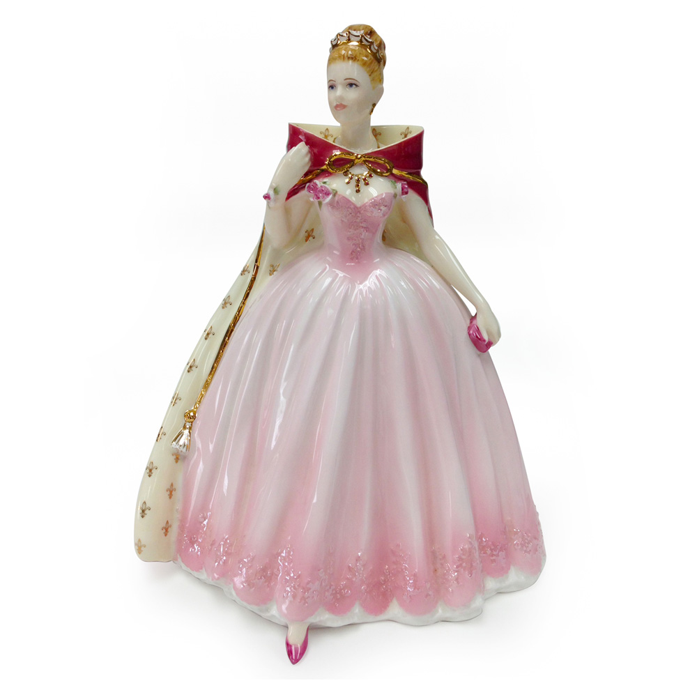 Sara An Evening at the Opera CW627 - Coalport Figure