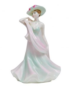 Summer Days - Coalport Figurine