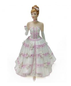 Summer Rose CW784 - Coalport Figure