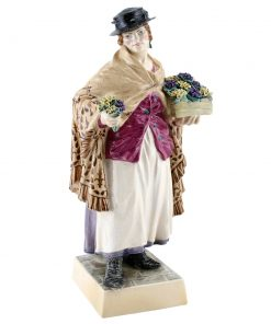 The Shawl -- Charles Vyse Figure - Charles Vyse Figurine