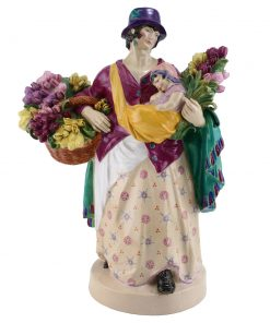 Tulip Woman - Charles Vyse - Charles Vyse Figurine