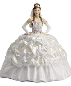 Gypsy Bride Butterflies - Brunette - Compton & Woodhouse Prestige Collectables