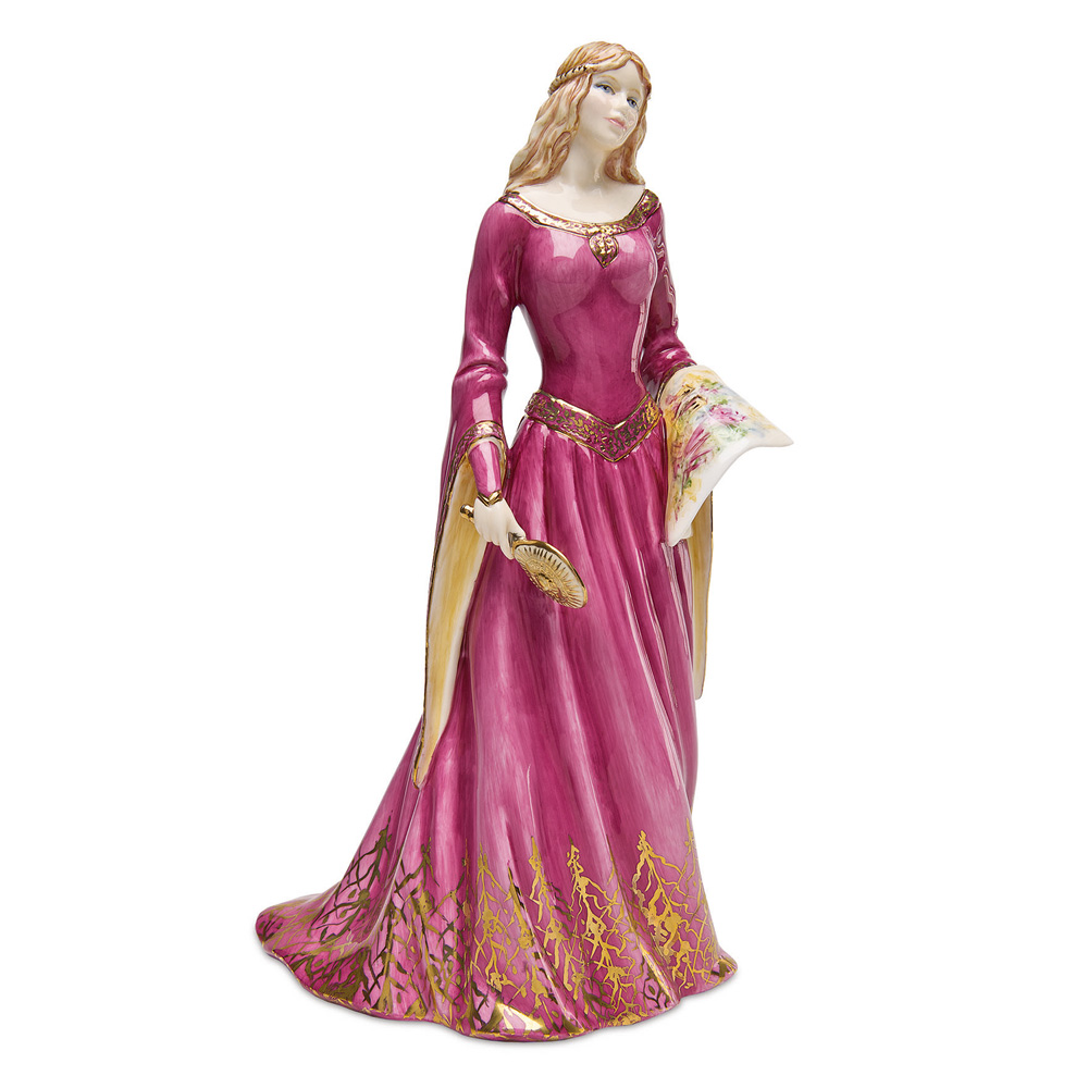 Lady of Shalott CW935 - Compton & Woodhouse Prestige Collectables