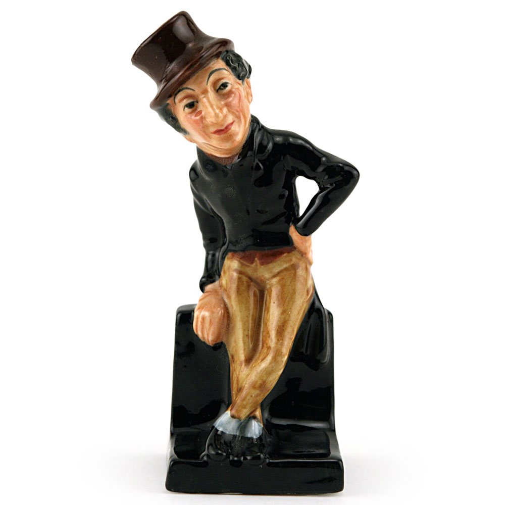 Alfred Jingle (First Version) - Royal Doulton Dickens Figurine